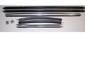 1971-1975 Chevrolet Impala or Caprice convertible window sweep set.
