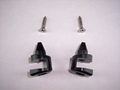 1971-1976 full size GM header bow alignment pins, pair