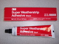 3M super weatherstrip adhesive, 5-OZ tube