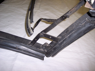 If your linkage looks like this, you need our kit!