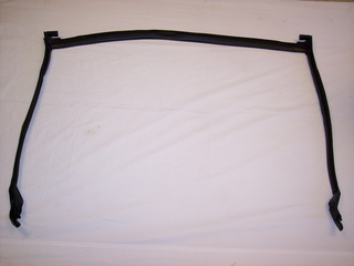 Weather strip for 1996 cavalier convertible