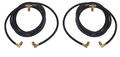 1955-1956 Chrysler Windsor & New Yorker convertible top hose set